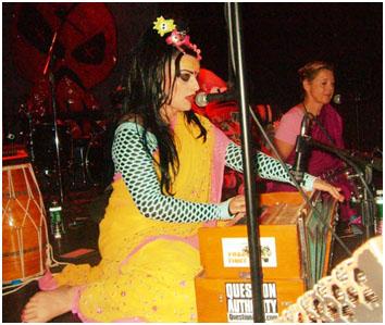nina hagen 2008 tour