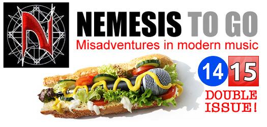 Nemesis To Go - Double Issue 14 / 15