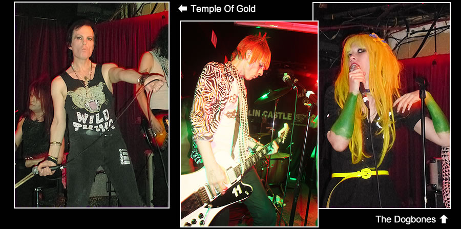 Temple Of Gold / The Dogbones