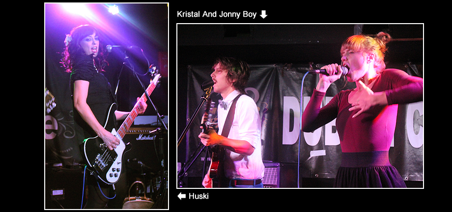 Huski / Kristal And Jonny Boy