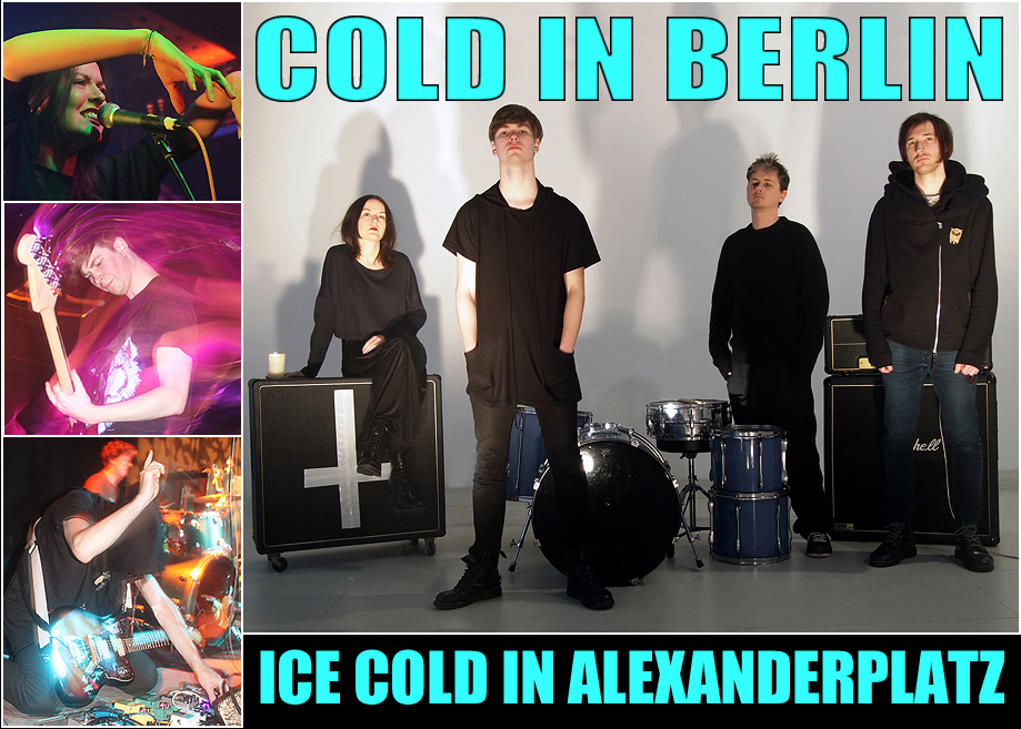 Cold In Berlin interview