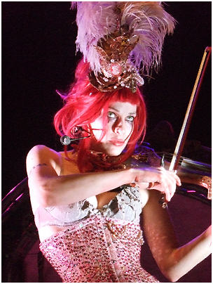 Are similar Emilie autumn live point